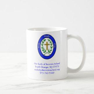 Our Lady of Sorrows School Coffee Mug