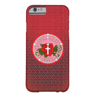 Our Lady of the Assumption Barely There iPhone 6 Case