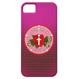 Our Lady of the Assumption iPhone SE/5/5s Case