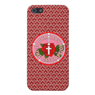 Our Lady of the Assumption iPhone SE/5/5s Cover