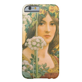 Our Lady of the Cow Parsley 1910 Barely There iPhone 6 Case