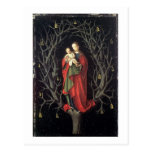 Our Lady of the Dry Tree c.1450 (oil on panel) Postcards