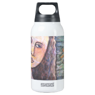 Our Lady of the Fishes Insulated Water Bottle