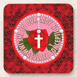 Our Lady of the Immaculate Conception Coaster