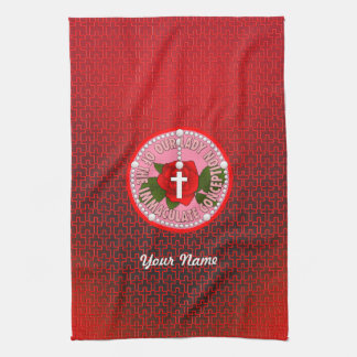 Our Lady of the Immaculate Conception Towel