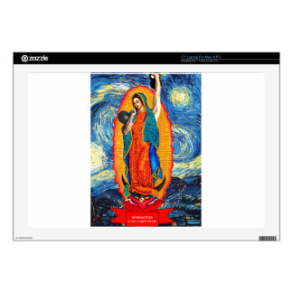 Our Lady of the KettleBells Skin For Laptop
