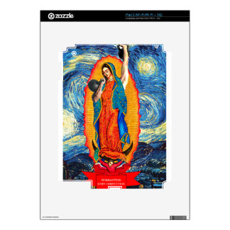 Our Lady of the KettleBells Skin For The iPad 2
