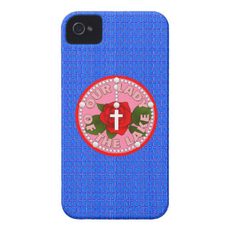 Our Lady of the Lake iPhone 4 Case