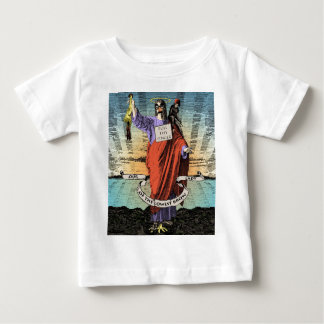 Our Lady of the Lowest Brow Baby T-Shirt