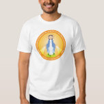 Our Lady of the Miraculous Medal T Shirts
