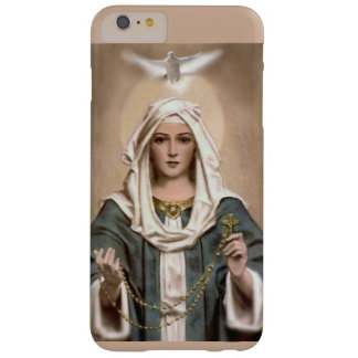 OUR LADY OF THE ROSARY BARELY THERE iPhone 6 PLUS CASE