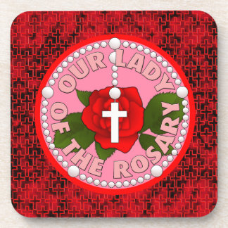 Our Lady of the Rosary Coaster