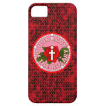 Our Lady of the Rosary iPhone 5 Cases