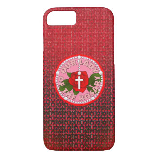 Our Lady of the Rosary iPhone 7 Case