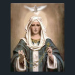 "OUR LADY OF THE ROSARY PHOTO PRINT<br><div class=""desc"">DEPICTION OF OUR LADY UNDER THE TITLE OF OUR LADY OF THE ROSARY FOR YOUR VENERATION.</div>"