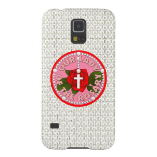 Our Lady of the Rosary Samsung Galaxy Nexus Covers