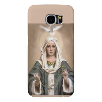 OUR LADY OF THE ROSARY SAMSUNG GALAXY S6 CASE