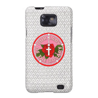 Our Lady of the Rosary Samsung Galaxy SII Case