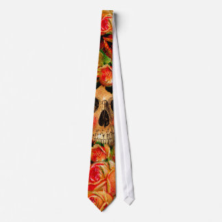 Our Lady of the Roses Neck Tie