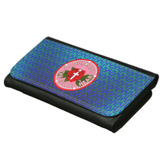 Our Lady of the Sacred Heart Wallet