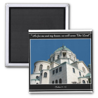 Our Lady of Victory Basilica Magnet
