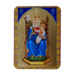 Our Lady of Walsingham Icon Magnet
