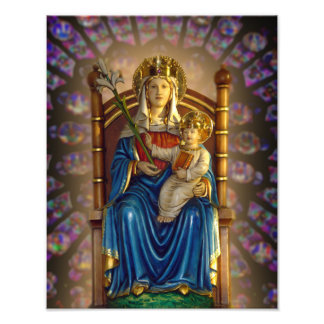 Our Lady of Walsingham Photo Print