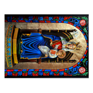Our Lady of Walsingham Post Card
