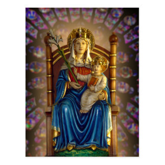 Our Lady of Walsingham Postcard