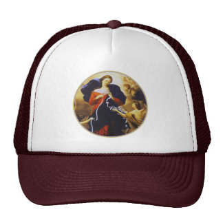 Our Lady Untier of Knots Trucker Hat