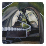 Our Lady's Intersession Trivet