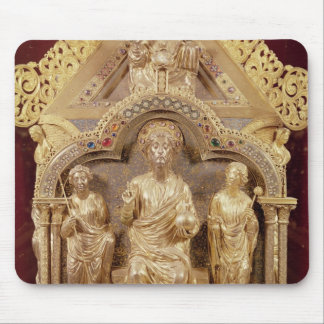 Our Lady's Shrine of Notre-Dame de Tournai Mouse Pad