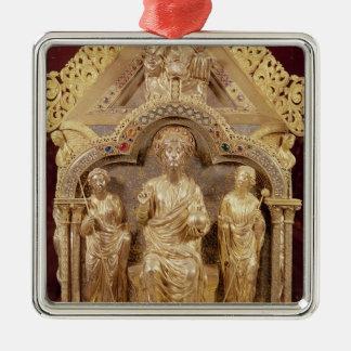 Our Lady's Shrine of Notre-Dame de Tournai Christmas Ornament