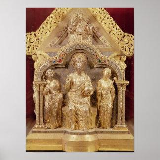 Our Lady's Shrine of Notre-Dame de Tournai Poster