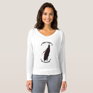 OUR LAND IS SACRED T-SHIRT