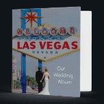 "Our Las Vegas Wedding Album with Bride & Groom Binder<br><div class=""desc"">Our Las Vegas Wedding Album with Bride & Groom</div>"