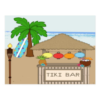 Our Laua Tiki Bar Postcards