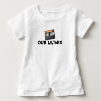 Our Lil' Mix Baby Romper