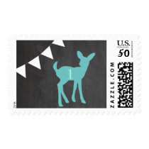 Our Little Buck Is Turning ONE Postage