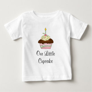 Our Little Cupcake (Brown) Shirt