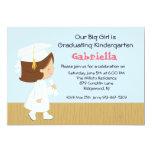Our Little Girl's  Graduation Invitation