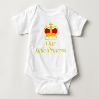Our Little Princess Shirts