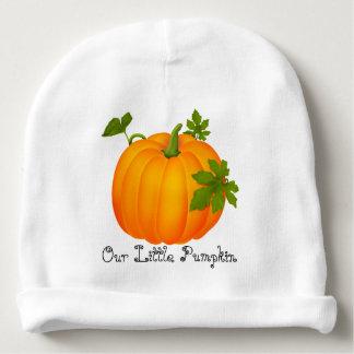 Our Little Pumpkin Baby Beanie