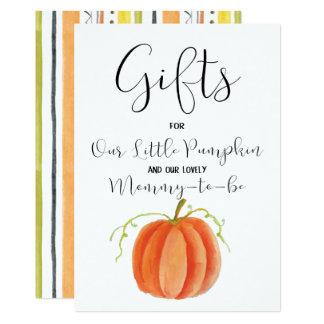 our little pumpkin invitations announcements zazzle