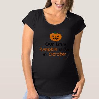 Our Little Pumpkin Maternity T-Shirt