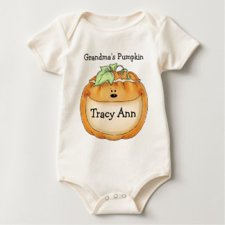 Our Little Pumpkin - SRF Baby Bodysuit