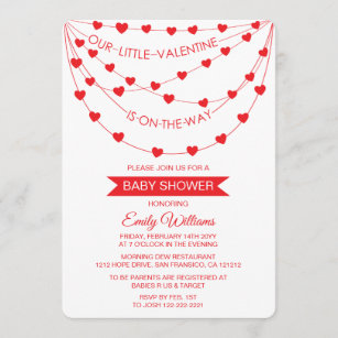 Valentines Theme Baby Cards Zazzle
