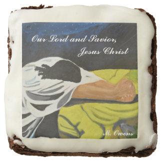 Our Lord and Savior, Jesus Christ Brownies