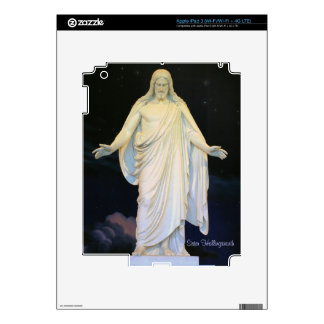 Our Lord Jesus Christ Christus Consolator Decal For iPad 3
