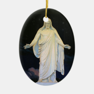 Our Lord Jesus Christ Christus Consolator Christmas Ornaments